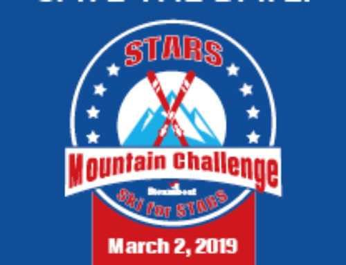 Save the Date STARS Mountain Challenge